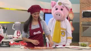 COCINERITOS TV - ROLLITOS DE POLLO