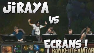 JIJI vs ÉCRANS ! LES DÉGÂTS DE SON PIED ! Épique Rage thumbnail