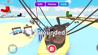 Roblox adopt me glitch [In the ground]