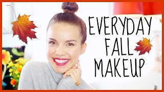 My Everyday Fall Makeup Routine! Thumbnail