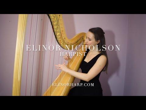 Afterglow (Harp cover) - Ed Sheeran // Elinor Nicholson