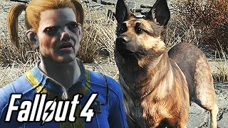 MEETING DOG - Fallout 4 Part 2
