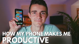 My Super Productive Iphone Setup Game Changing Apps Youtube