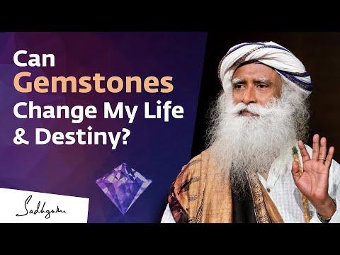 Can Wearing Gemstones Change My Life & Destiny? Sadhguru Answers