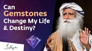 Responding to a question on whether inanimate objects like gemstones can affect one's life, sadhguru explains the impact of human beings...