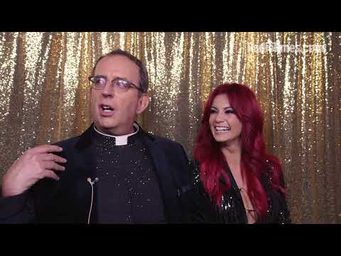 Strictly 2017: Rev Richard Coles and Dianne Buswell