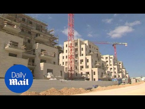 Israel approves more settlement homes in East Jerusalem - Daily Mail