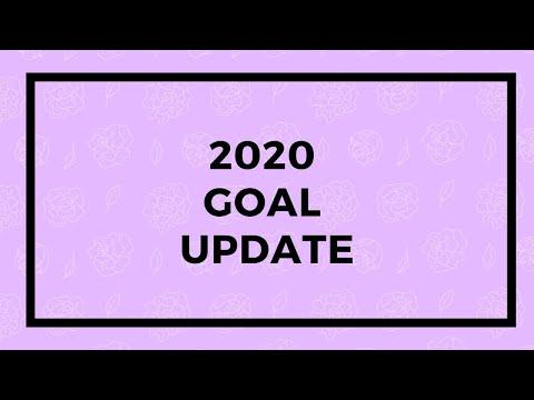 2020 Goal Update
