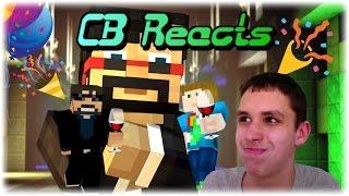 CB Reacts-SUPER HAPPY FUN TIMES! (Poor Crainer)
