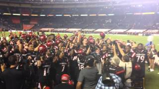 Sing the fight song! SDSU 34 UNLV 17 Thumbnail