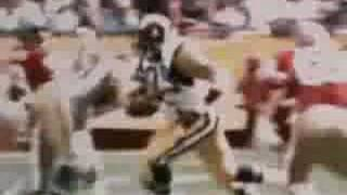 Rams-Erick Dickerson & Marshall Faulk