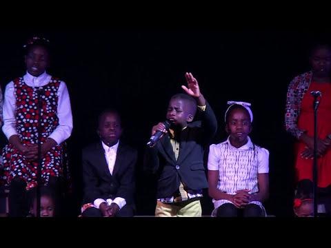 I'm no longer a slave to fear - sung by Watoto Children Choir in Lhim Church Dortmund