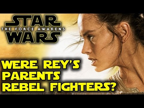 """The """"Rey's Parents"""" theory everybody's overlooked!"""
