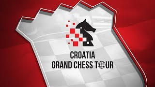 2019 Croatia Grand Chess Tour: Round 9
