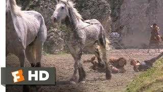 Krull (7/8) Movie CLIP - Breaking in the Fire Mares (1983) HD
