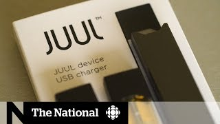 Juul comes to Canada amid marketing controversy