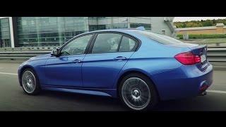 Четкая и быстрая F30.Тест-драйв.Anton Avtoman.(BMW 3 F30 на AUTO., 2016-10-13T16:35:42.000Z)