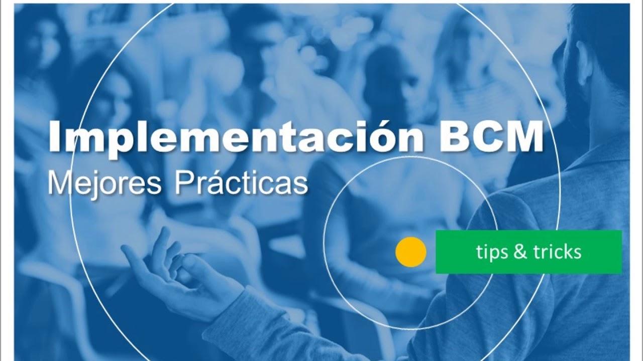 Home dri dri webinar spanish language factores claves de xito en la implementacin de bcm xflitez Image collections