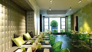 Small restaurant interior design photos Cheap restaurant design ideas