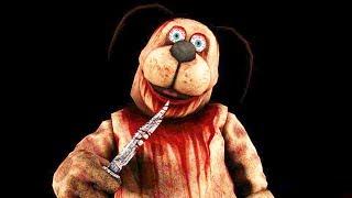 СОБАКА-УБИЙЦА СЛЕДИТ ЗА МНОЙ ! - Duck Season (Horror Game)