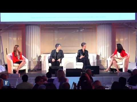Call To Action: Who's Setting The Political Agenda? : Forbes Women's Summit