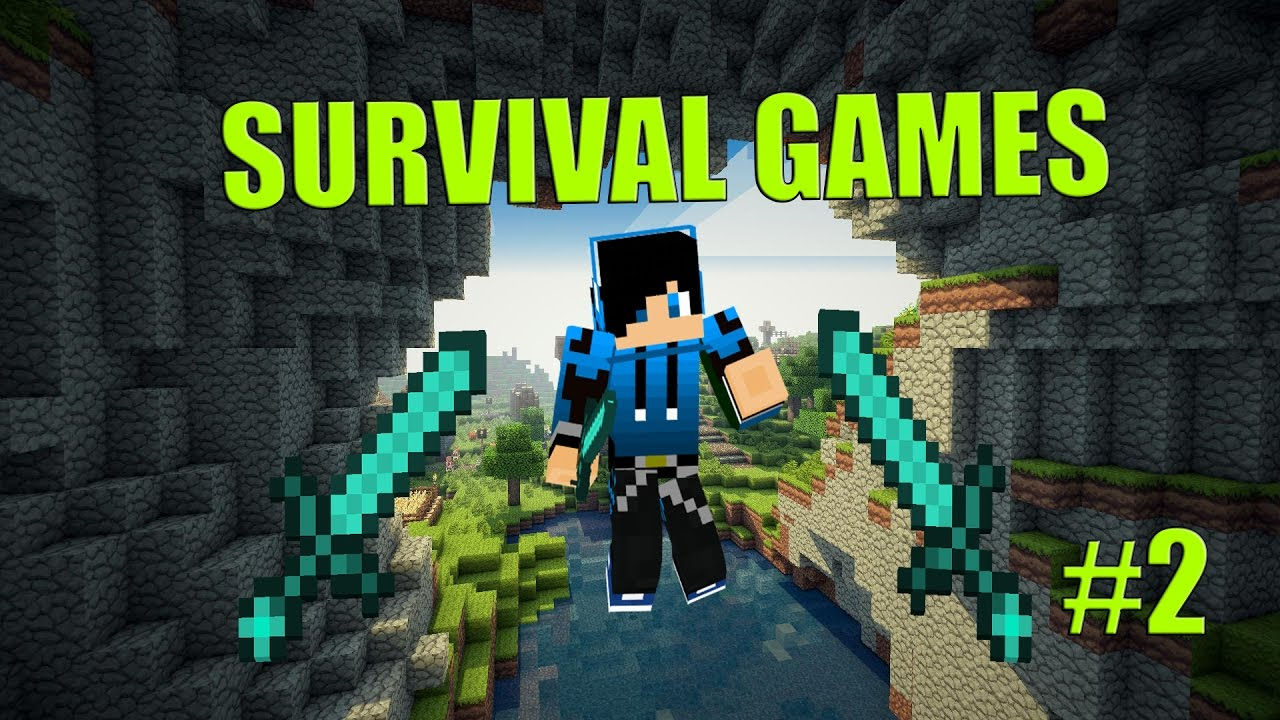 Survival Games #1 Топовая Игра!