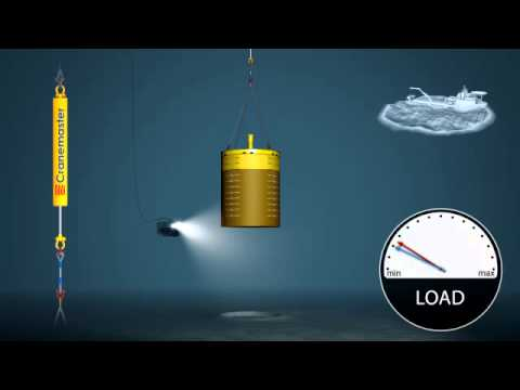 Subsea retrieval with Cranemaster for overload protection