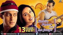 Kahin Pyaar Na Ho Jaaye Full Movie | Hindi Movies | Salman Khan Full Movies