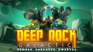 Deep Rock Galactic (01) Dziurawa kieszeń