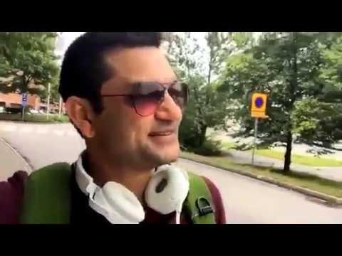 Video Blog | Mayur Puri in Sweden