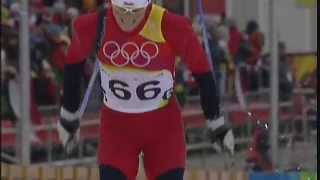 Science of the Winter Olympics - Cross-Country Skiing, Internal Athlete