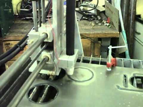 cnc plasmaschneider eigenbau homemade cnc plasmacutter - youtube, Hause und Garten