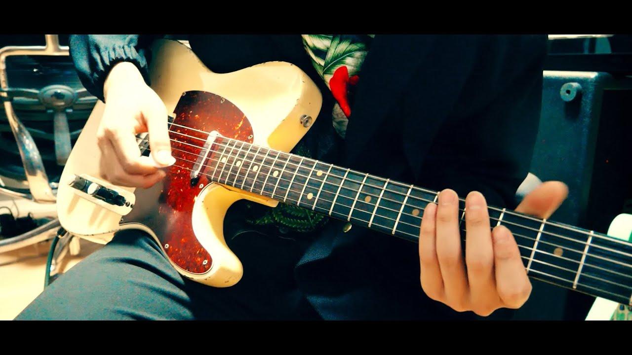 ツユ  - 過去に囚われている (Pusu Guitar Ver.)