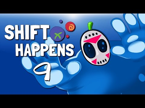 Shift Happens Episode 9! (Feeling a little Shifty!) We need team work!