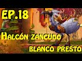 Monturas wow | EP.18 - Halcón zancudo blanco presto