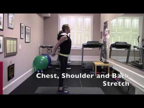 Cardiogolf Flexibility Routine E