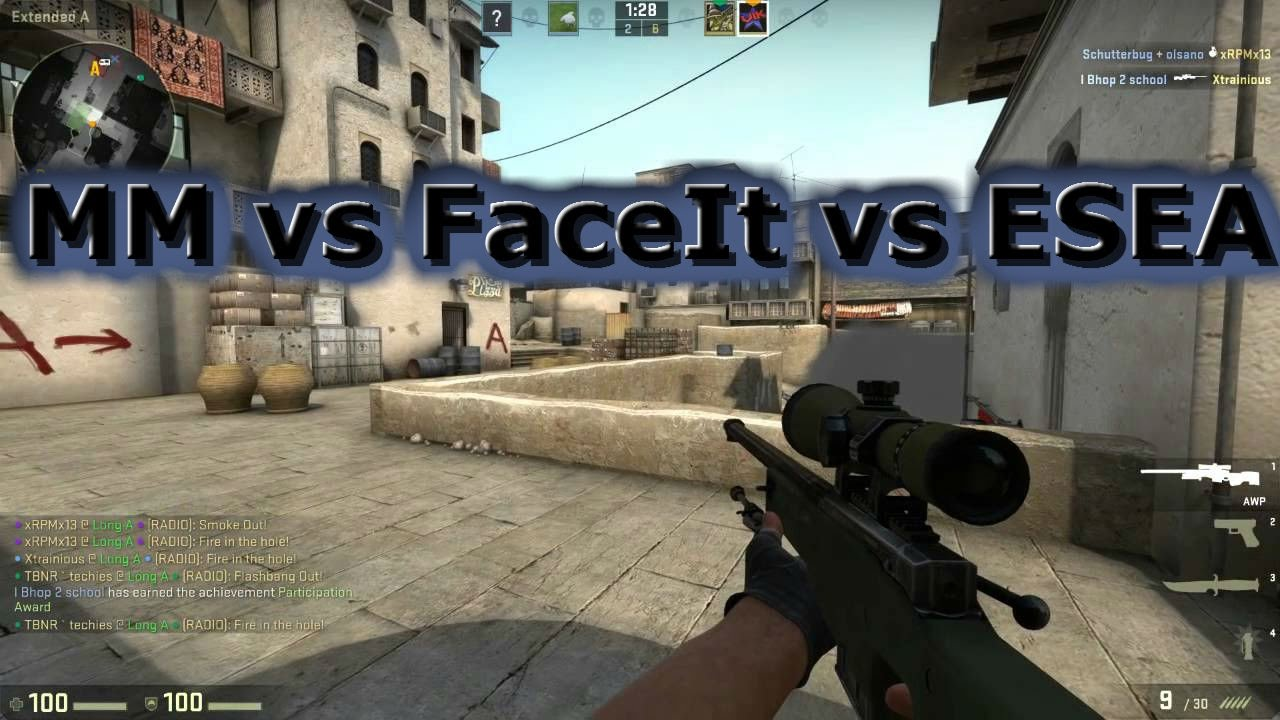 Faceit cs go matchmaking
