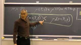 Lec 15 | MIT 5.60 Thermodynamics & Kinetics, Spring 2008