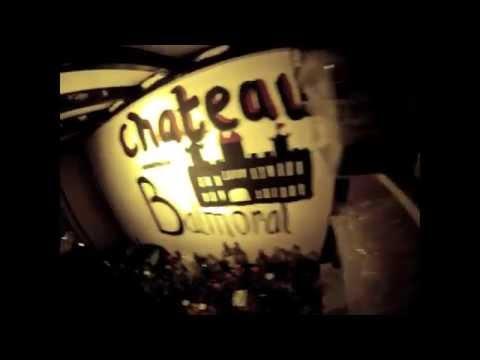 Chateau Balmoral - Flessen Borrel 2014