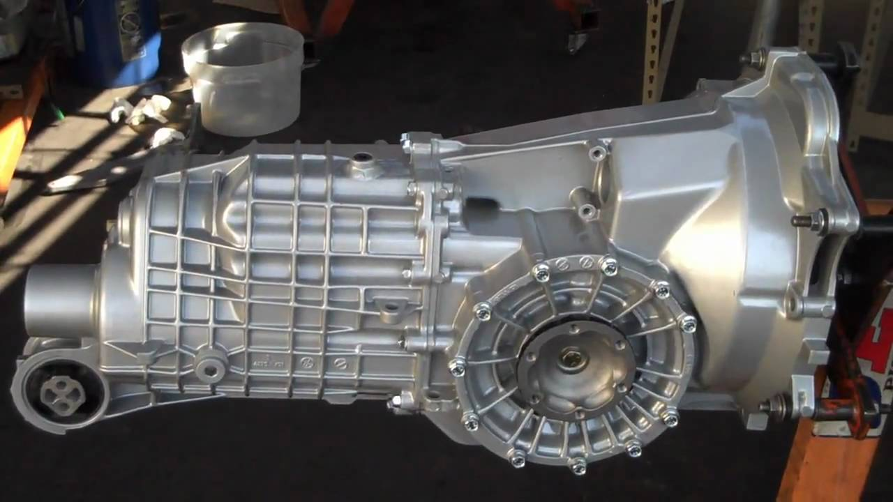 Porsche 996 Gtm Gt40 Custom Transmission Motor Meister Youtube