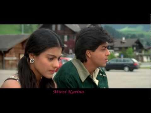 ShahRukh Khan & Kajol - Tujhe Dekha To Ye Jana Sanam - Kumar Sanu - Live