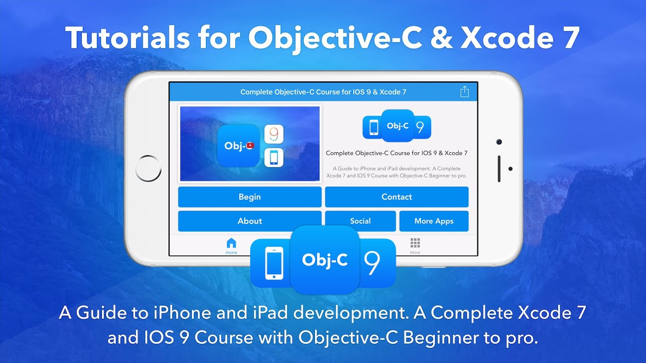 Ios 10 & objective-c complete developer course | udemy.