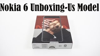 Nokia 6 Unboxing US Model-Can Nokia Compete in Android?