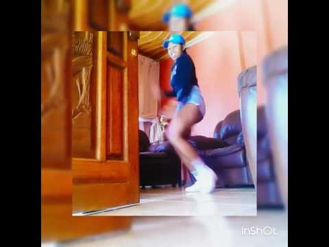 South African girl showcasing hot dance moves thumbnail