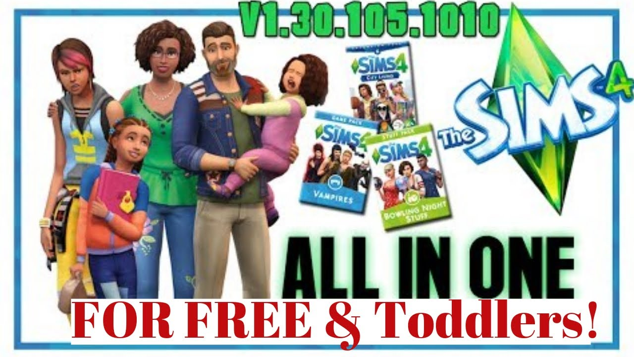 Sims 4 All Dlc Free Download 2017 Mac