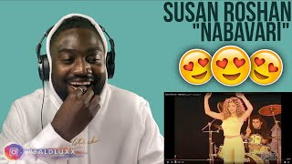 🇬🇧 UK REACTS TO Susan Roshan - Nabavari   سوزان روشن - نا باوری (HOTTEST IRANIAN SINGER OF ALL TIME)