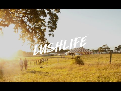 LUSH ラッシュ: 「Lush Life 日本版」-Trailer