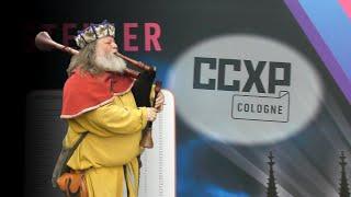 ❤ CCXP Cologne ❤ erste Comic Con in Köln aus Sicht eines Rollenspielers 2019 [ger/eng]