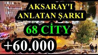Muhammet Palalı - 68 CİTY [Official Video Klip] (2018) #Aksaray