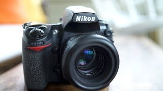 The Nikon D700 in 2018 - A Cheap Professional Full-Frame Camera